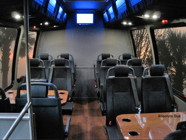 Amertitrans 245 Shuttle Buses For Sale By Absolute Bus Sales