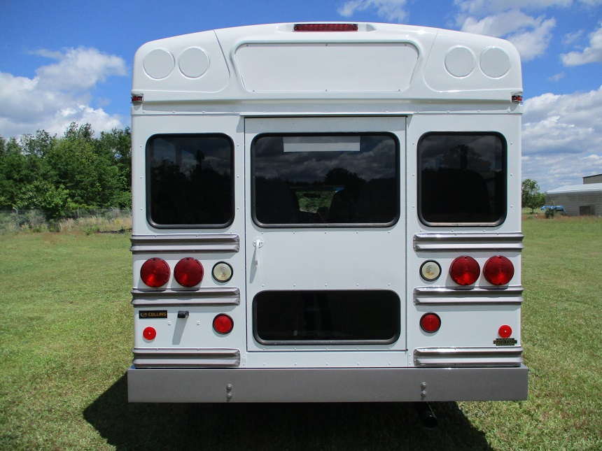 Small School Buses For Sale Rr
