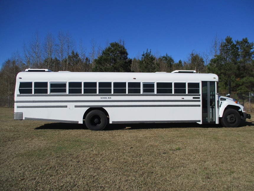 Used School Buses For Sale Rt