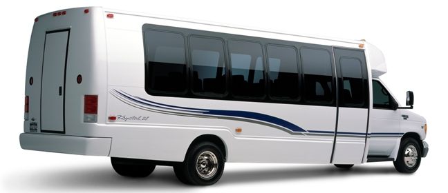 Krystal E450 Shuttle Buses For Sale By Absolute Bus Sales
