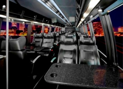 Krystal International 3200 Tour Coach for Sale by Absolute Bus Sales