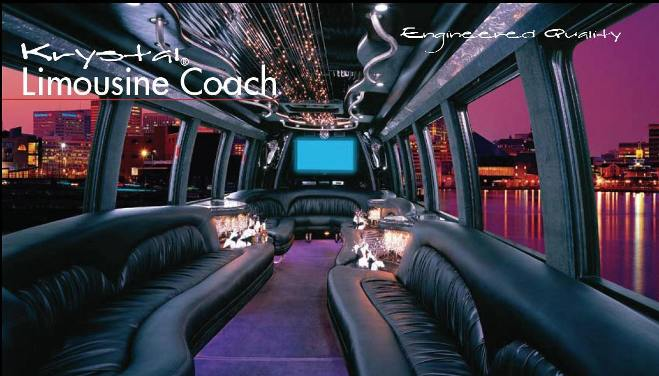 Krystal Limo Buses For Sale By Absolute Bus Sales
