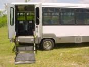Wheelchair Lift Bus